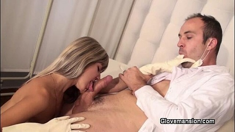 doctor blowjob